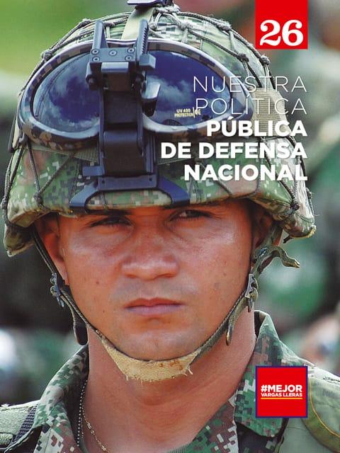 Política Pública de Defensa Nacional